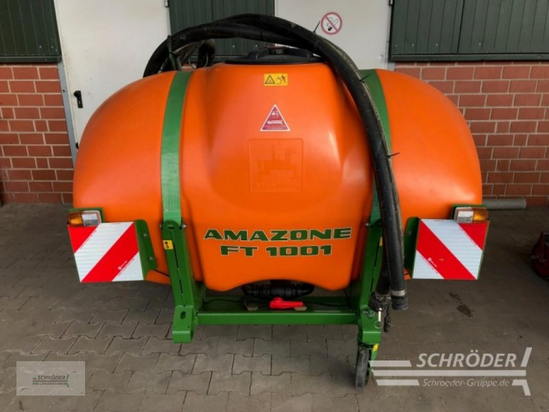 Zubehör типа Amazone FT 1001, Gebrauchtmaschine в Langförden (Фотография 1)