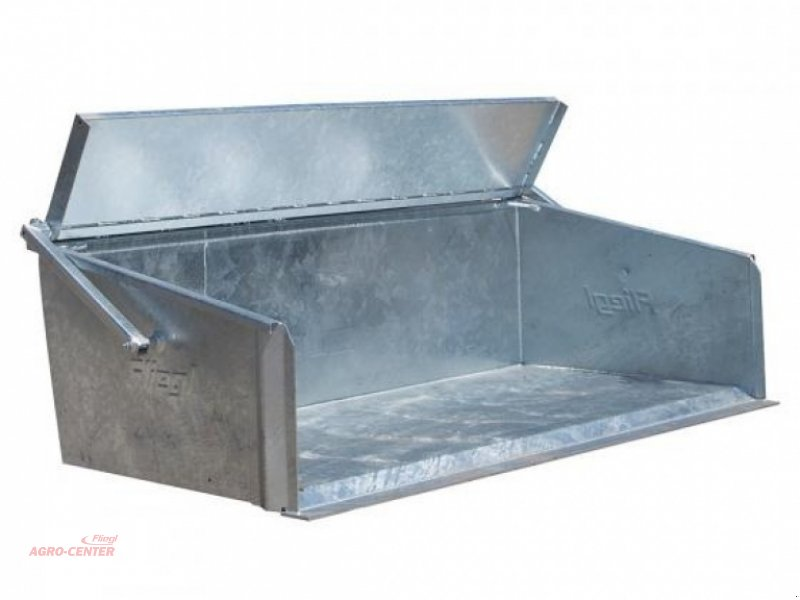 Zubehör typu Fliegl Heckschaufel 2,20 Mtr., Neumaschine w Kastl (Zdjęcie 1)