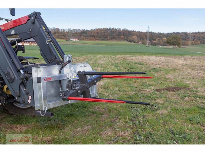 Zubehör typu Fliegl Rundballenabwickler, Neumaschine w Kastl (Zdjęcie 1)