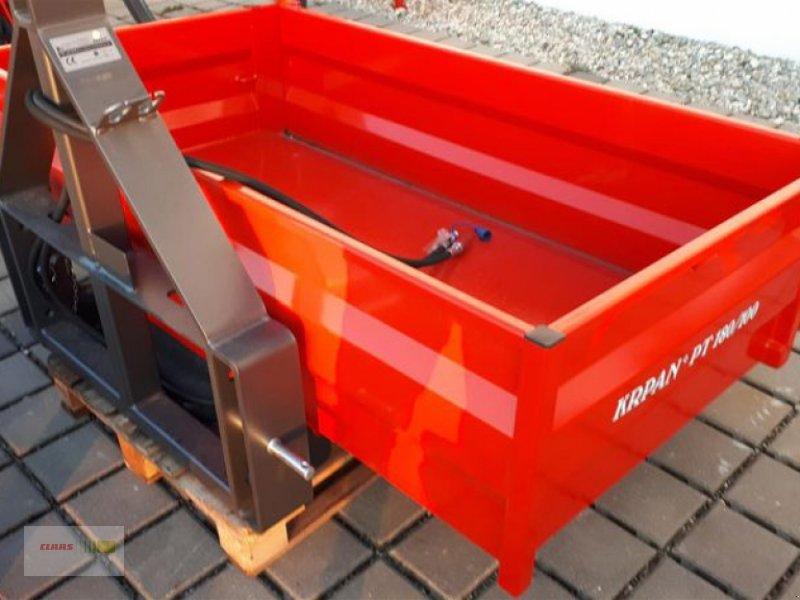 Zubehör tip Krpan PT 180/100 HYDR. Kippmulde, Neumaschine in Dorfen (Poză 2)