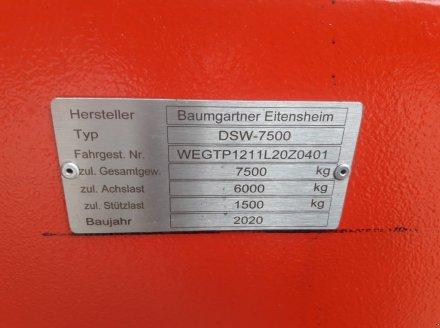 Zubehör tipa Kverneland Düngerstreuerfahrwerk, Gebrauchtmaschine u Eitensheim (Slika 5)