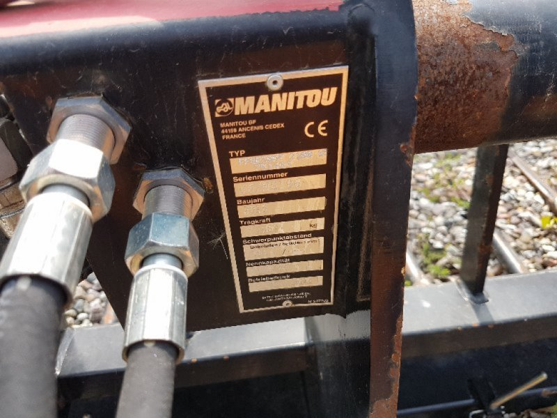 Zubehör typu Manitou Dunggabel + Greifer FFGR 30 MT / 2100 mm, Ausstellungsmaschine v Neubrandenburg (Obrázok 4)