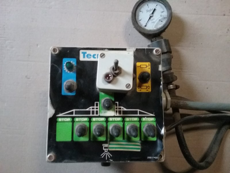 Zubehör des Typs Tecnoma Armatur, Gebrauchtmaschine in Gollhofen (Bild 1)