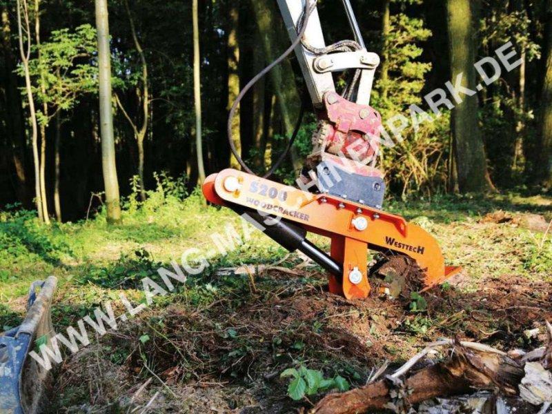 Zubehör tip westtech S Serie Wurzelstockschere, Neumaschine in Petting (Poză 2)
