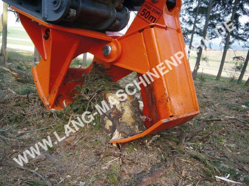Zubehör tip westtech S Serie Wurzelstockschere, Neumaschine in Petting (Poză 9)