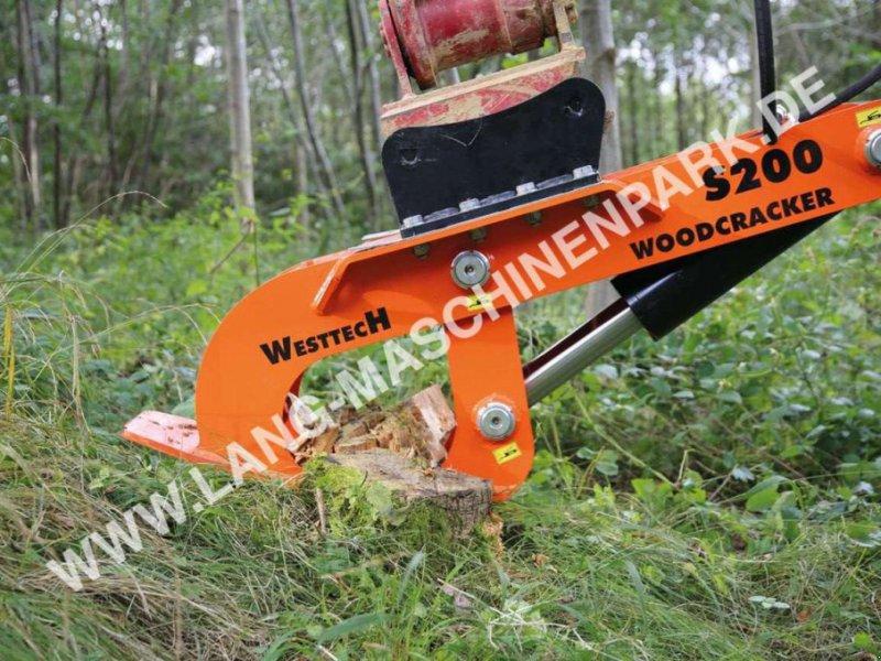 Zubehör tip westtech S Serie Wurzelstockschere, Neumaschine in Petting (Poză 4)