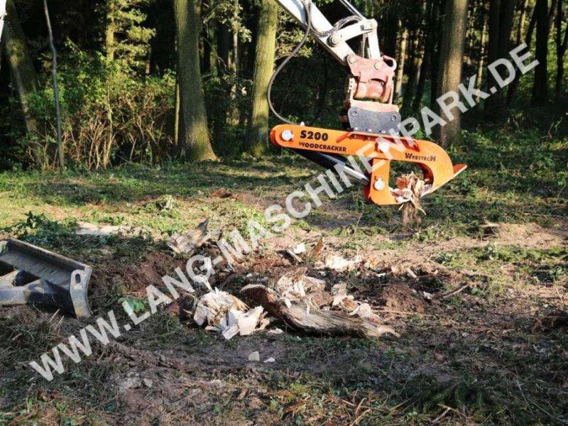 Zubehör tip westtech S Serie Wurzelstockschere, Neumaschine in Petting (Poză 7)