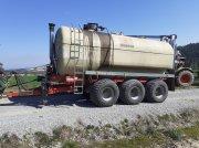 Zubringerfaß a típus Annaburger Tridem - 21000 Liter - Ausbringsfaß oder Zubringerfaß - 1. und 3. Lenkachse - 33 To Profifahrwerk BPW - Überladerohr 8 Meter - Tank Zunhammer - Untenanhängung K80 - Deichselfederung - Breitreifen - 40 km/H Zubringer Pumpfass - Gülle, Gebrauchtmaschine ekkor: Bad Birnbach