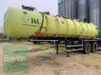 Zubringerfaß des Typs Bertsch Sattelauflieger 28,5 m³ mit Liftachse in Fürth