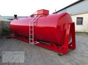 Zubringerfaß des Typs Grabmeier Hakenlift Zubringer 18 m³, Neumaschine in Reisbach
