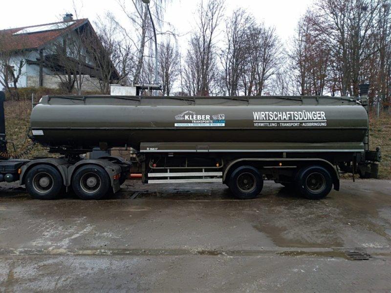 Zubringerfaß типа LAG Fahrzeugbau Güllezubringer 30000 l, Gebrauchtmaschine в Eslarn (Фотография 1)