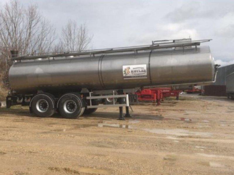 Zubringerfaß типа Maisonneuve Tankauflieger, Gebrauchtmaschine в Dasing (Фотография 1)