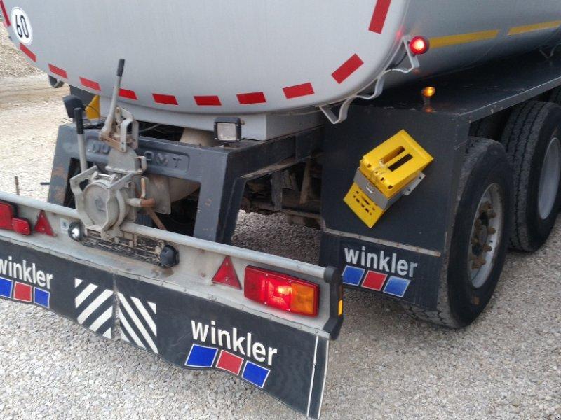 Zubringerfaß typu OMT Tankauflieger Gülleauflieger Transportfass Biogas, Gebrauchtmaschine w Großschönbrunn (Zdjęcie 3)