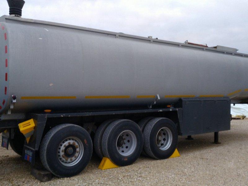 Zubringerfaß typu OMT Tankauflieger Gülleauflieger Transportfass Biogas, Gebrauchtmaschine w Großschönbrunn (Zdjęcie 5)