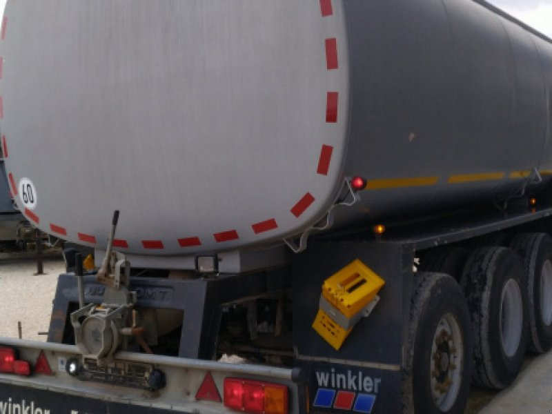 Zubringerfaß typu OMT Tankauflieger Gülleauflieger Transportfass Biogas, Gebrauchtmaschine w Großschönbrunn (Zdjęcie 6)