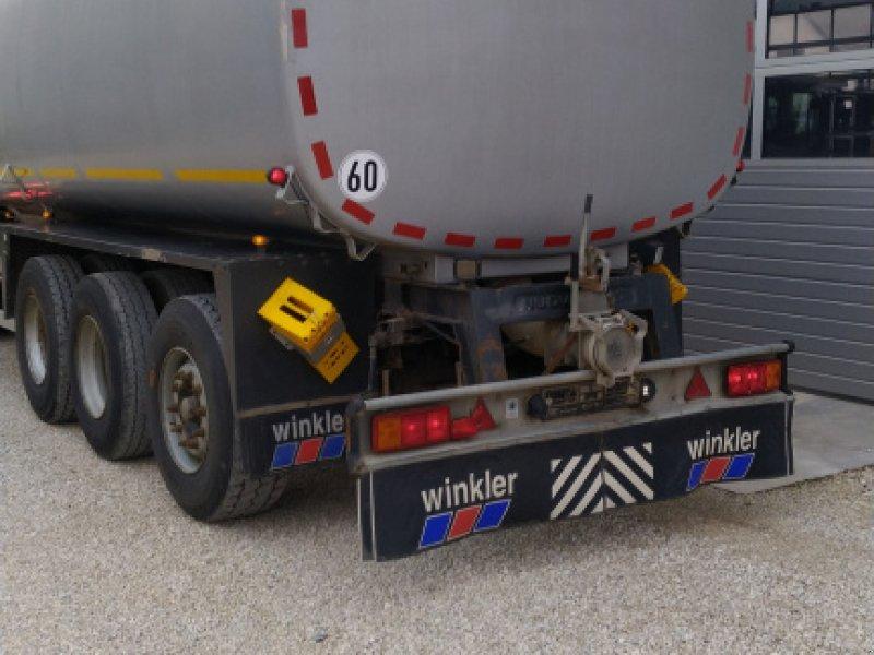 Zubringerfaß typu OMT Tankauflieger Gülleauflieger Transportfass Biogas, Gebrauchtmaschine w Großschönbrunn (Zdjęcie 7)