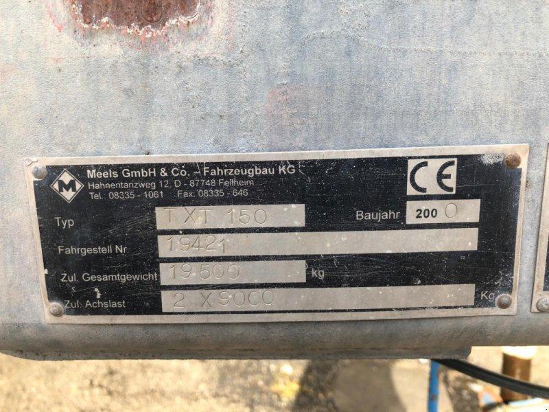 Zubringerfaß typu Streumix TXT 150, Gebrauchtmaschine w Ammerndorf (Zdjęcie 3)