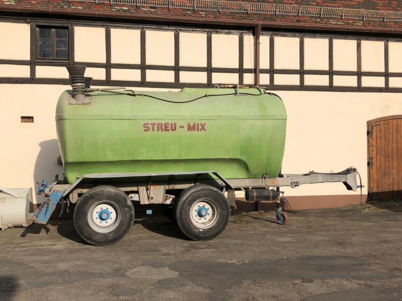 Zubringerfaß typu Streumix TXT 150, Gebrauchtmaschine w Ammerndorf (Zdjęcie 4)
