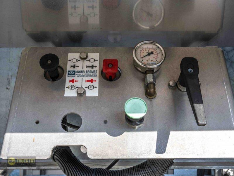 Zubringerfaß typu TRUCKTAT Gülle Auflieger 28 m³, Drehkolbenpumpe VOGELSANG 6 m³, Lift + LENKACHSE, Gebrauchtmaschine w Lichtenfels (Zdjęcie 10)