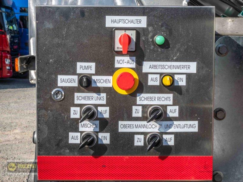 Zubringerfaß typu TRUCKTAT Gülle Auflieger 28 m³, Drehkolbenpumpe VOGELSANG 6 m³, Lift + LENKACHSE, Gebrauchtmaschine w Lichtenfels (Zdjęcie 12)