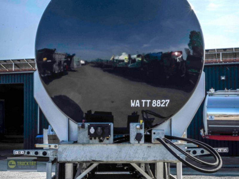 Zubringerfaß typu TRUCKTAT Gülle Auflieger 28 m³, Drehkolbenpumpe VOGELSANG 6 m³, Lift + LENKACHSE, Gebrauchtmaschine w Lichtenfels (Zdjęcie 7)