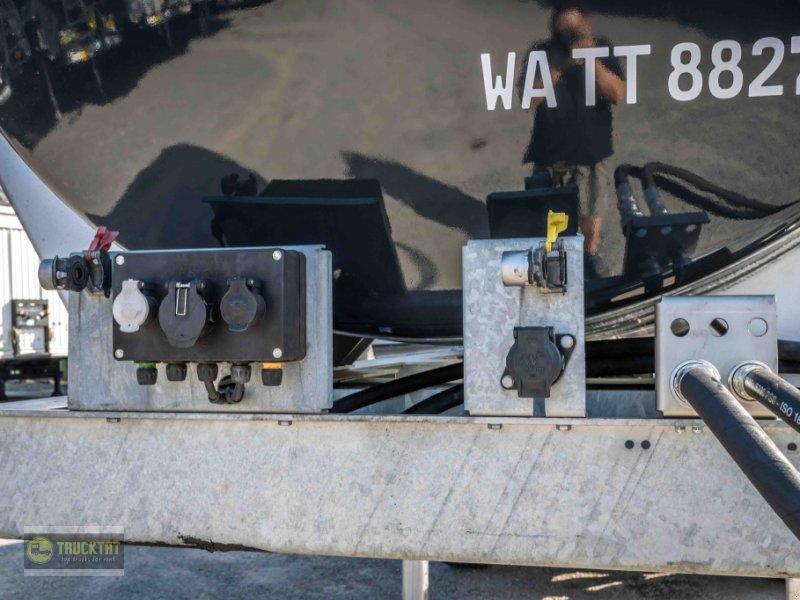 Zubringerfaß typu TRUCKTAT Gülle Auflieger 28 m³, Drehkolbenpumpe VOGELSANG 6 m³, Lift + LENKACHSE, Gebrauchtmaschine w Lichtenfels (Zdjęcie 8)