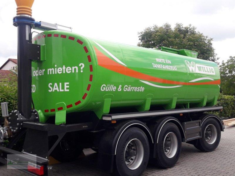 Zubringerfaß typu Willig Gülletransportwagen 24t, Neumaschine w Rain (Zdjęcie 3)