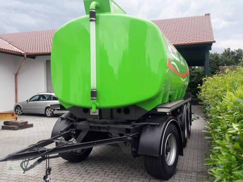 Zubringerfaß typu Willig Gülletransportwagen 24t, Neumaschine w Rain (Zdjęcie 5)