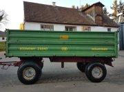 Brantner Z 8045 Economy Twin axle tipping trailer