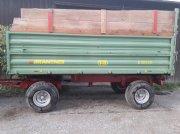 Brantner Z 8045 Twin axle tipping trailer