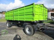 Krone Dreiseitenkipper AZW 18 Twin axle tipping trailer