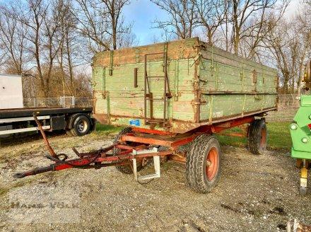 Lang Fahrzeugbau 7 Tonnen Zweiachskipper