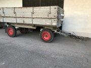 Lang Fahrzeugbau 8 t Dreiseitenkipper Twin axle tipping trailer