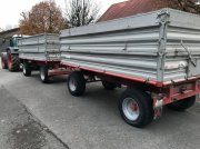 Lang Fahrzeugbau LKD 120 B Twin axle tipping trailer