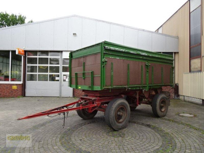 Zweiachskipper типа Langendorf Langendorf.-Luftkipper, 12 to ges. Gewicht,, Gebrauchtmaschine в Greven (Фотография 1)
