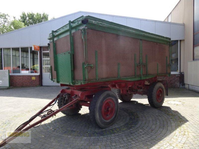Zweiachskipper типа Langendorf Zweiseiten.- Luftkipper, 12 to ges. Gewicht,, Gebrauchtmaschine в Greven (Фотография 1)