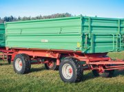 Rohr LDK 80 Twin axle tipping trailer