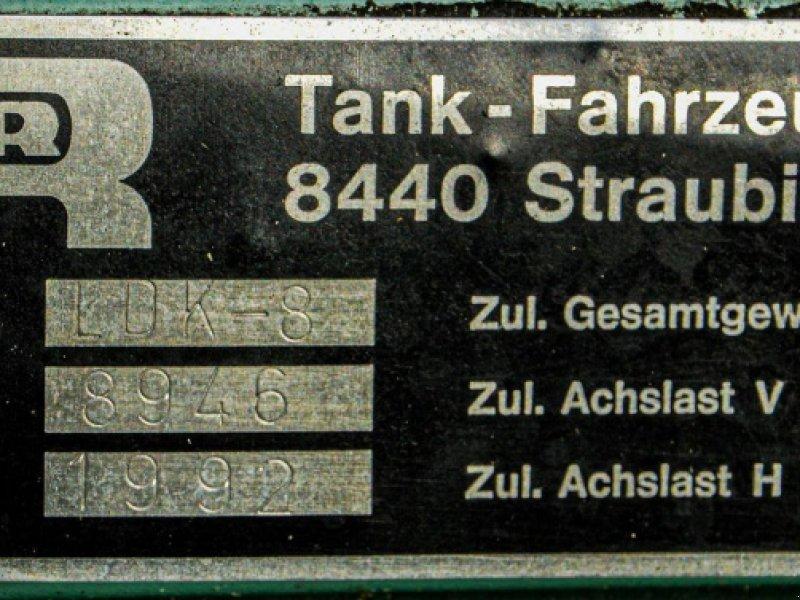 Zweiachskipper des Typs Rohr LDK 80, Gebrauchtmaschine in Moosthenning (Bild 10)