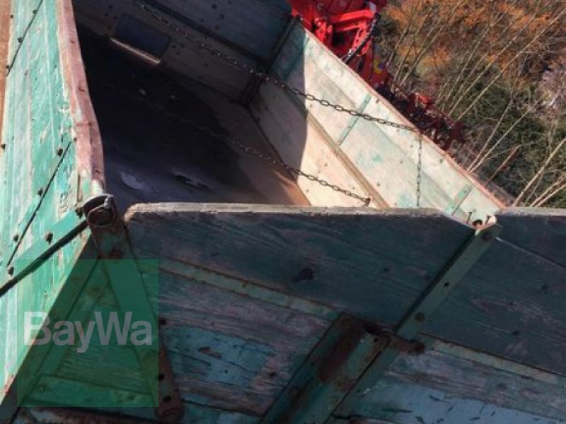 Zweiachskipper des Typs Unsinn 5,7 Tonnen, Gebrauchtmaschine in Nabburg (Bild 7)
