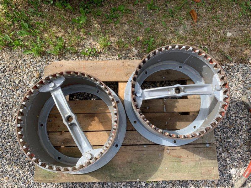 Zwillingsrad des Typs Kock & Sohn Zwillingsräder, Gebrauchtmaschine in Moorenweis (Bild 1)