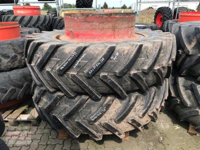 """Zwillingsrad типа Michelin 520/85 R46 an 38"""" AgriBib, Gebrauchtmaschine в Demmin (Фотография 1)"""