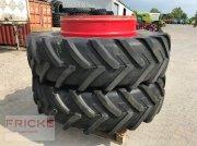 Michelin 520/85R46 an 42'' Zwillingsrad