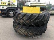 Zwillingsrad des Typs Michelin 520/85R46, Gebrauchtmaschine in Sülzetal