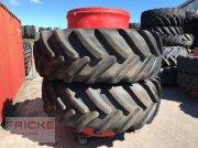 """Zwillingsrad des Typs Michelin 710/75 R42 an 42"""", Gebrauchtmaschine in Demmin"""
