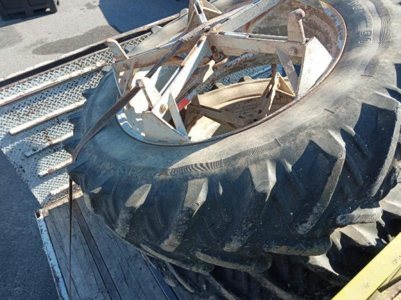 Zwillingsrad типа Molcon JUMELAGE 16,9R38, Gebrauchtmaschine в NEUVILLE EN POITOU (Фотография 1)