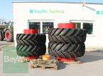 Zwillingsrad des Typs Pirelli 600/65 R34 + 710/70 R42 in Straubing