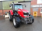 Traktor of the type Massey Ferguson 6616 Dyna VT in Anglesey