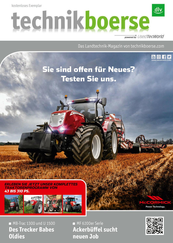 technikboerse Magazin Frühjahr 2021