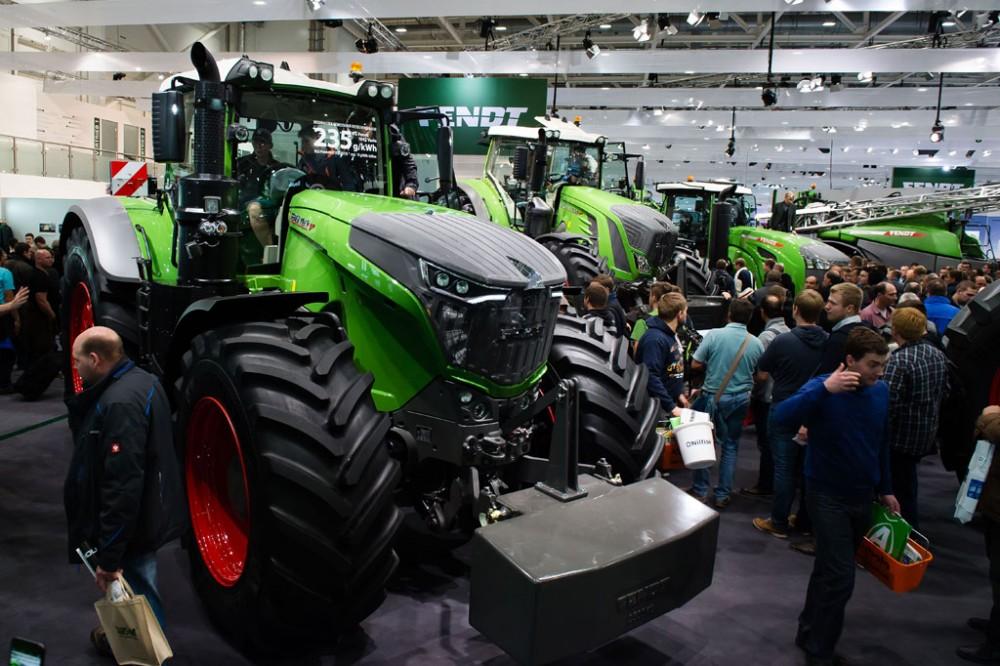 Agritechnica besucherzahlen