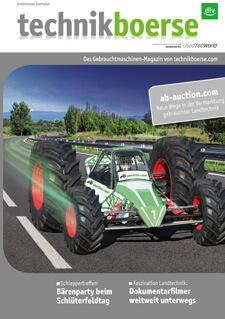 technikboerse Magazin Herbst 2013